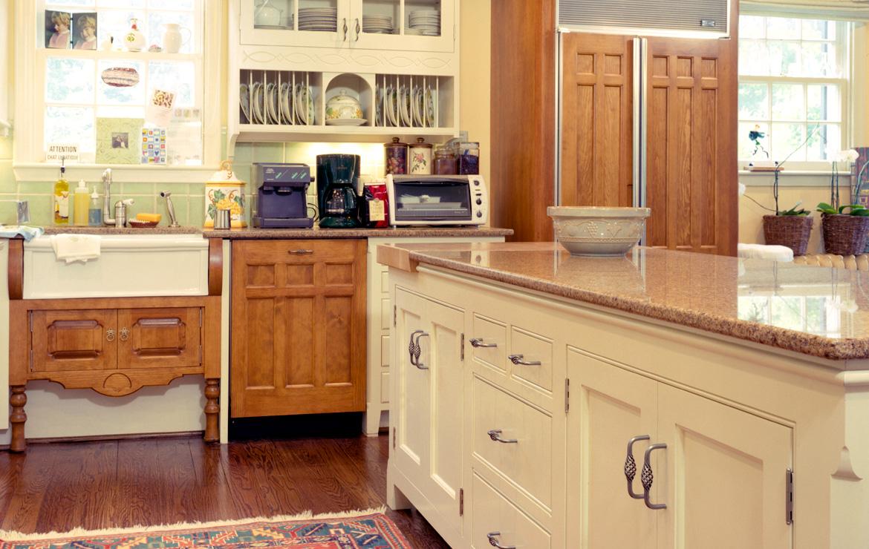 Early American Uned Kitchen Charlottesville Va