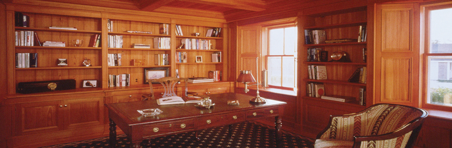 Custom Woodworking Interior Trim Paneling Design Ideas